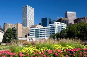 Denver in the Spring