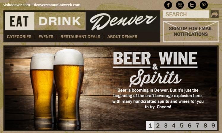 Eat Drink Denver