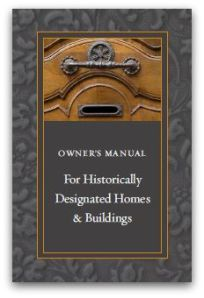 Historically Designated Guide Cover