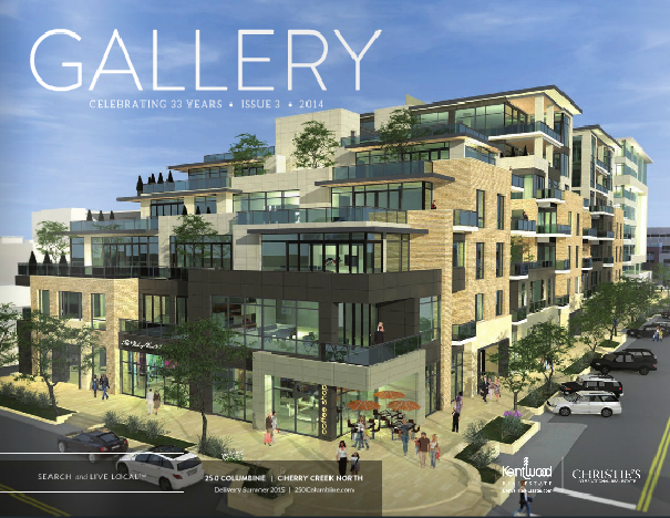 Gallery Issue 3 - 2014