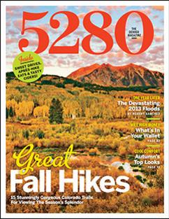 5280 Magazine September 2014