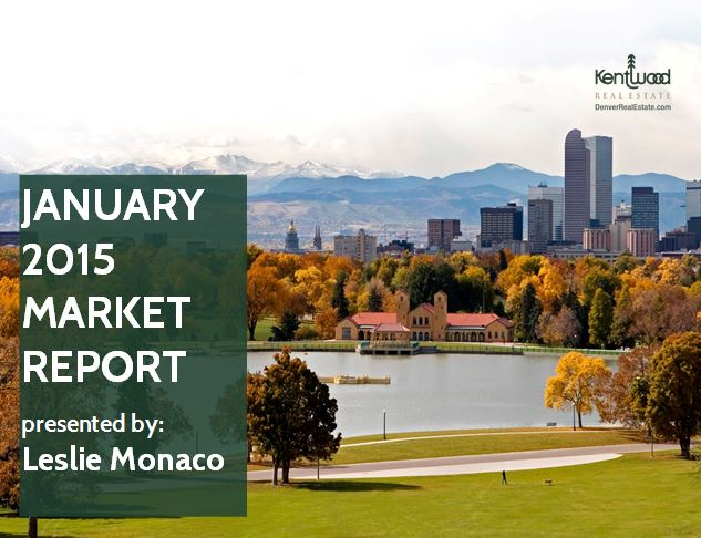 1. January 2015 Market Report