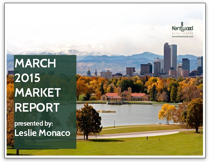 March 2015 Market Report Cover
