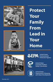 Lead-Based Paint Disclosure Booklet Image