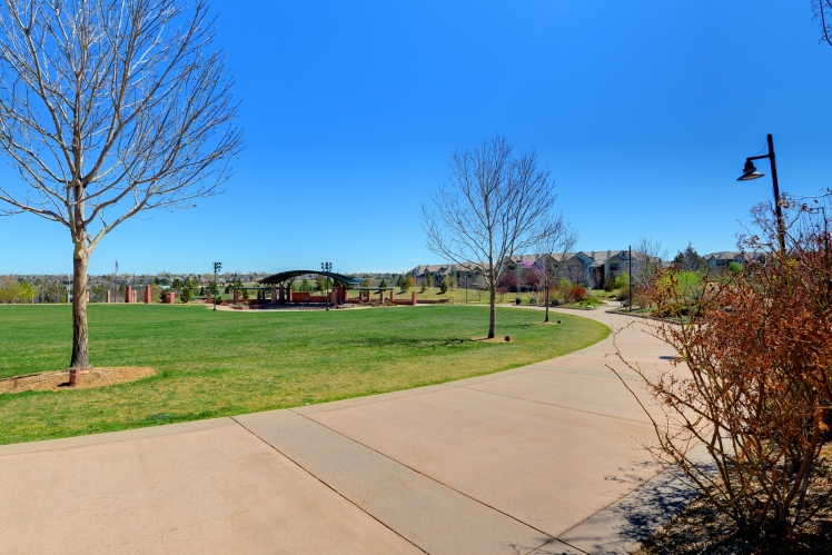 Town Center Park, Highlands Ranch, CO