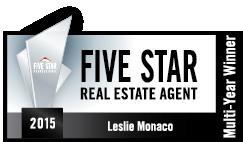 2015 Logo - Leslie