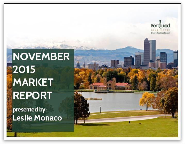 11. November 2015 Market Report